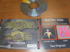 "ELECTRIC FOOD "" ELECTRIC FOOD / FLASH "" 2004  CD ! LUCIFER'S FRIEND"