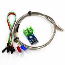 GND VCC SCK CS SO DC 5V MAX6675 Module + K Type Thermocouple Temperature Sensor