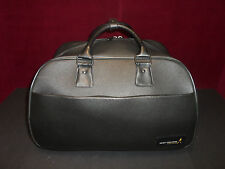 Johnnie Walker wheeled luggage carry tote rolling duffle travel bag