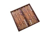 Master Games T72- Elegance Backgammon-Tavla-50,5cmx25,5cmx8,00cm, NEU/OVP