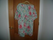 Marks & Spencer Summer Top Size 14 (may fiit a 16)
