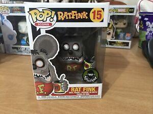 Funko pop vinyl Ratfink Popcultcha Exclusive Rat Fink 15