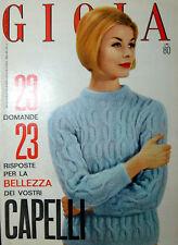 * GIOIA * N°45 /5/NOV/1961 * Settimanale di attualità e cultura