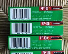 Brand New FujiFilm FP-100CInstant Color Film Cold Stored ~ 2014
