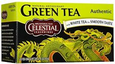 Celestial Seasonings Antioxidant Supplement Green Tea - 20 ct