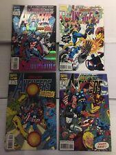 AVENGERS, The Terminatrix Objective #1-4,  Marvel Comics