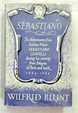 Sebastiano Adventures Italian Priest from Bologna to Paris & back 1664-65 BLUNT