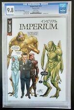 IMPERIUM #13 replica CGC variant (2016 VALIANT Comics) ~ VF/NM Book