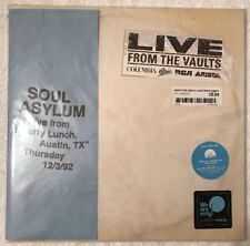 Soul Asylum LIVE FROM LIBERTY LAUNCH LP RSD 2018 Vinyl Record Store Day