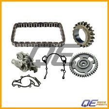 Fits Land Rover Discovery 99-04 Timing Chain KIT w/ Water Pump & Gears Eurospare