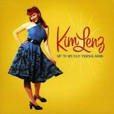 Kim Lenz : Up to My Old Tricks Again CD (2005) ***NEW***