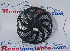 12V Spal 310mm VA09-AP50/C-54A 1670m³h Motorsport Hochleistungslüfter saugend