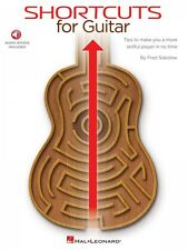 Shortcuts for Guitar Tips to Make You a More Skillful Player Book New 000146022
