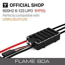 T-Motor Flame80A 6-12S Waterproof ESC For RC Helicopter Quadcopter Free Shipping