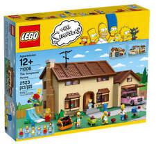 LEGO® 71006 - Das Simpsons Haus™ NEU & OVP Homer Marge Bart Lisa Maggie Flanders