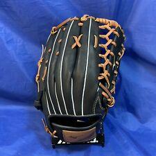 "Mizuno Select 9 GSN1250 (12.5"") Baseball Glove (Black/Brown)"