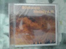 ROYKSOPP - MELODY A.M. - CD 2001 - NUOVO SIGILLATO