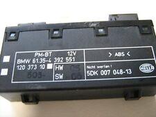 Module de porte passager BMW E38 E39 6135 4392551 HELLA Boitier de Commande