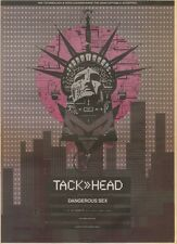 23/6/90Pgn14 Advert: Tackhead dangerous Sex The New Single Out Now 15x11