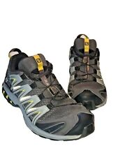 Salomon XA Pro 3D Contragrip Trail Running Shoes Men's 13 Hiking Gorerex 145464
