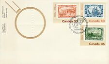 CANADA #910 912 913 CANADA 82 COMBINATION FIRST DAY COVER