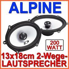 Alpine SXE 5725S 5x7er Cajas de Altavoces Kit 13x18cm 5x7 Pulgadas Producto