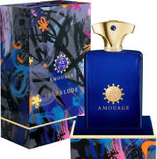 Amouage Interlude Man for men Perfume decant sample (3 sizes in spray vial)