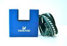 Swarovsk Slake Pulse Bracelet Green Rock 5225968 Authentic Brand New In Box