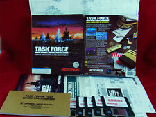 PC DOS: Task Force 1942 - Microprose 1992