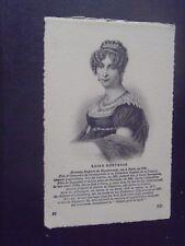 CPSM Reine Hortense Hortense Eugénie de Beauharnais