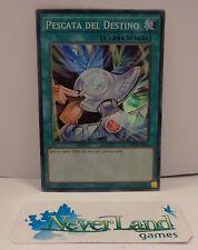 Gioco Game Yu Gi Oh ITALIANO ITA DESO Super Rara - Pescata del Destino -