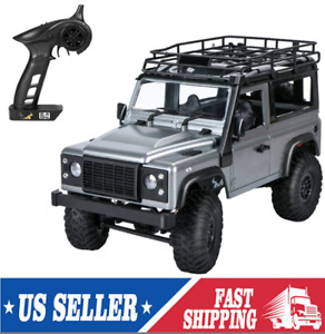 MN 99s 1/12 4WD RTR Crawler RC Car Off-Road Truck for Land Rover Vehicle Model🚗