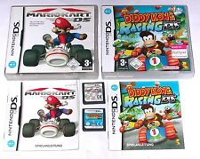 Spiele: MARIO KART + DIDDY KONG RACING für Nintendo DS + Lite +3DS +XL #14