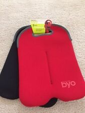 Built NY Byo 2 Pack One-Bottle Bag - NEW