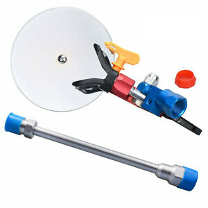 """Guide W/ 517 Tip 8in Extension Accessory Tool for All Airless Paint Sprayer 7/8"""""""