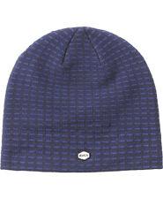 RVCA Dash  Mens Beanie (NEW w/ FREE SHIPPING) Navy Blue VA Winter Hat BEENIE CAP