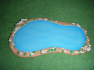 NATURE'S WONDERS IN HIGH DEFINITION DIORAMA POND