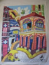 CUBAN ( habana )  Painting Arte Cubano  Cuba OLD HAVANA