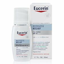 Eucerin Redness Relief Sensitive Day Lotion Broad Spectrum Spf15, 1.7oz, 1 Pack