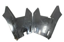 2013 Polaris Sportsman 800 EFI Engine Cover Side Panels (Black Pair)
