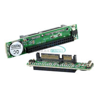 """2.5"""" IDE HDD 44Pin Drive Female to 7+15pin Male SATA Adapter Converter Card"""