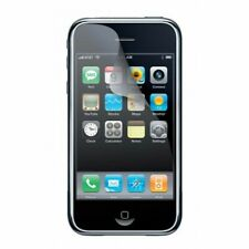 2 X FILM DE PROTECTION iPHONE 3 3G 3GS TRANSPARENT CLEAR ANTI RAYURES