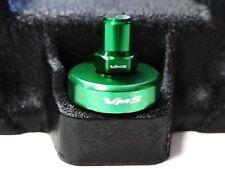 VMS BILLET ALUMINUM GREEN H22 H22A VALVE COVER WASHER SEALS GASKET NUT BOLT KIT