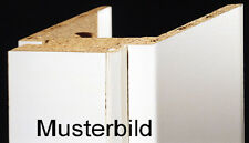 Holzfutterzarge, Dekor Esche weiß, 985x1985x265mm, RE