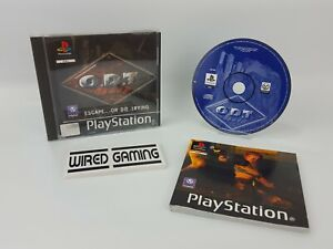 O.D.T. - PS1 (Sony Playstation 1) Complete (PAL) Black Label