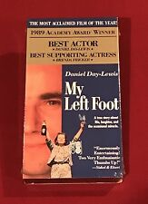 My Left Foot VHS; New