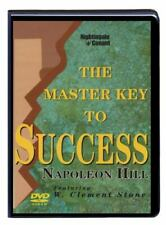 The Master Key to Success by W. Clement Stone and Napoleon Hill (1993, DVD)