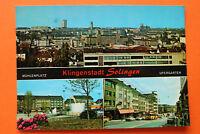 Ak Solingen 1971 Mühlenplatz Ufergarten Oldtimer Autos Geschäfte Architekt NRW 7