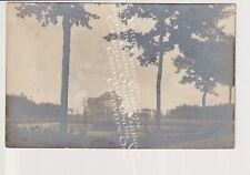 Oude Postkaart CPA Achterbroek Kalmthout Villa Den Duffelaer Fotokaart
