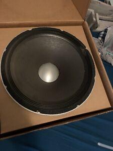 """15"""" Black Widow Speaker"""